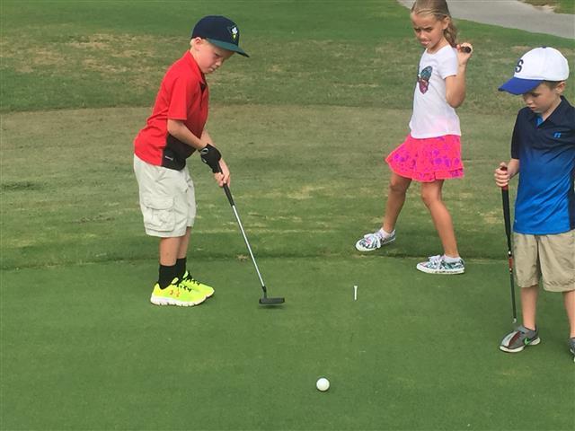 Magnolia Jr. Golf Team